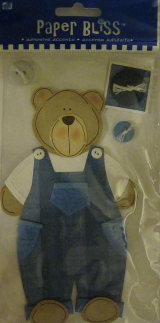 Overalls Bear