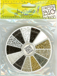 Basic Bead Assortment, Embellishment - NEW, jwb-03