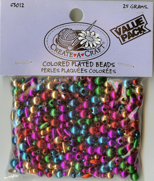 Multicolored Beads