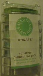 Aquarium Ink Pads
