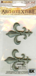 Gothic Stone Hinges, Stickers EK SUCCESS - NEW, AXHGSO3