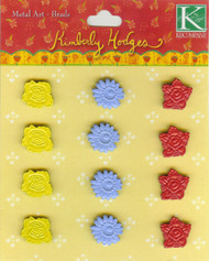 Kim Hodges Flower Brads