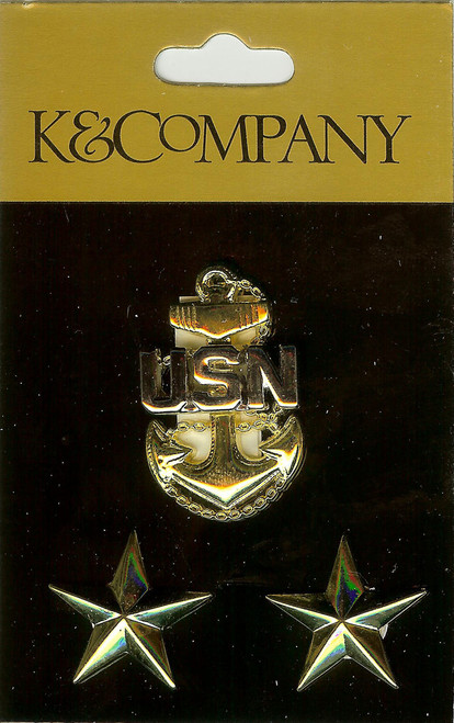 Navy Insignia Charms