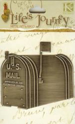 Life's Journey Mailbox