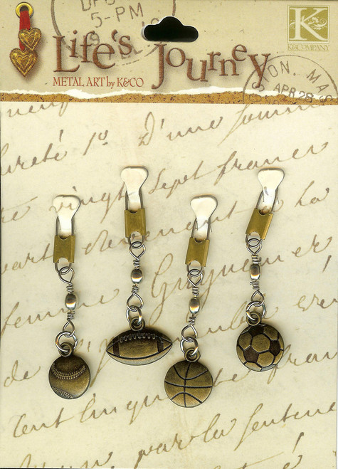 Life's Journey Sports Lures and Charms
