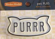 Purrr Pet Plate