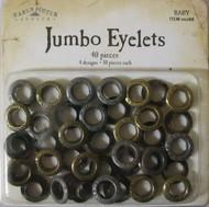 Jumbo Baby Eyelets