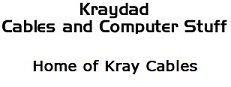 Kraydad's Cables and Parts
