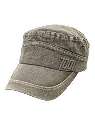 H2107 - Cotton Army Cap