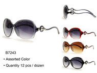 B7243 Fashion Wholesale Sunglasses