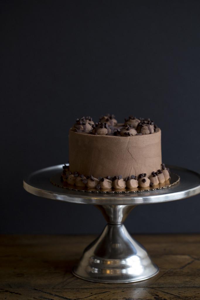 Death by Chocolate Ice Cream Cake
