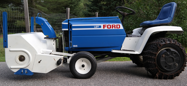 Ford Garden Tractors With Pto : Isavetractors your source for kohler k engine parts and