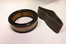 Air FIlter and Pre Filter for Kohler K241, K301, K321 - 235116