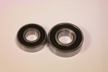Mower Deck Bearing Set 6203-2RS and 6204-2RS AYP, MTD, Poulan, Craftsman