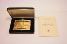 John Deere Timeless Legends Limited Edition Belt Buckle
