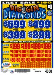 DIGGIN FOR DIAMONDS
