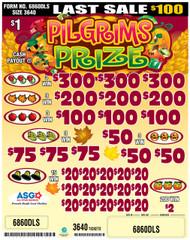 PILGRIMS PRIZE 6860