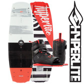 Hyperlite Franchise 138cm Wakeboard Package with Focus Boots