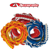 Accurate 20' Hyper-Braid Knotted Wakesurf Rope