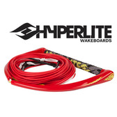 "Hyperlite 15"" Team Handle with 70' Silicone X-Line for the Lowest Price at RIDE THE WAVE"