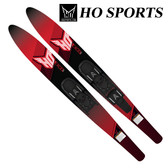 "HO Sports 67"" Excel Combo Water Ski (RED)"