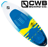"CWB Ride 5'3"" Wakesurfer with Surf Rope"