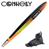 "Connelly HP 68"" Slalom with Swerve Front Boot & RTS"