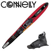 "Connelly Shortline 67"" Slalom with Swerve Front Boot & Rear Toe Strap 2016"