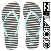 Billabong Dama Sandal - Black/White