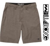 Billabong Crossfire X Submersible Hybrid Shorts - Earth