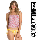 Billabong Change Game Tank Top - Buttercup