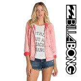 Billabong Drift Away Zip Up Hoodie