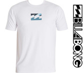 Billabong Chronicle Short Sleeve Surf Tee - White
