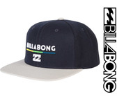 Billabong System Snapback Hat - Navy
