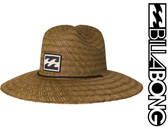 Billabong Bazza Straw Hat