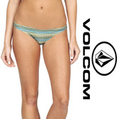 Volcom Wildly Bare Full Coverage Bikini Bottoms