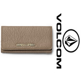 Volcom Pinky Swear Wallet - Vintage Brown