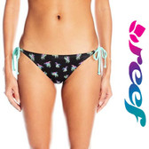 Reef Birds Tie Side Bikini Pant