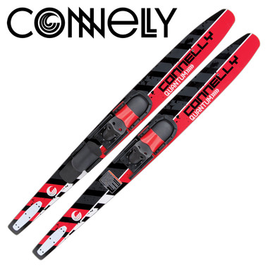"""Connelly Quantum 68"""" Combo Skis 2016"""