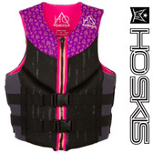 HO Sports Women's Pursuit Neo Vest Black/Purple