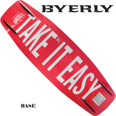 "Byerly 56"" BP Boat Flex Wakeboard - Blank"