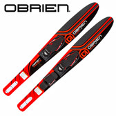 "O'Brien Vortex 65.5"" Combo Skis 2018 - RED"