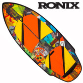 "Ronix ""The Lunatic"" with Technora 4'8"" Wakesurfer"