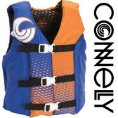 Connelly Boy's Youth Hinge Nylon Vest