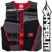 Hyperlite Prime Men's Neo Vest - Red
