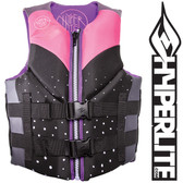 Hyperlite Indy Women's Neo Vest Black/Pink -2018