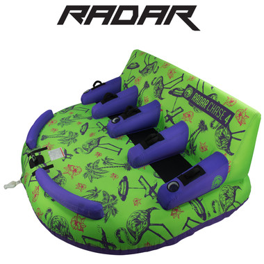 Radar Chase Lounge 4 / 4-Person Towable Tube