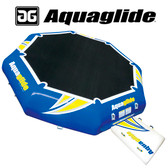 Aquaglide Rebound 16' Bouncer with Swimstep for the Lowest Price at RIDE THE WAVE