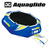 Aquaglide Rebound 20' with Swimstep at RIDE THE WAVE