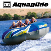 Aquaglide Takeoff Towable Bouncer